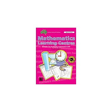 Australian Teaching Aids Publishing Mathematical Learning Centres Ages 8-9 Workbook By Dayman, Robert, Grade 3 - Grade 4 [eBook]