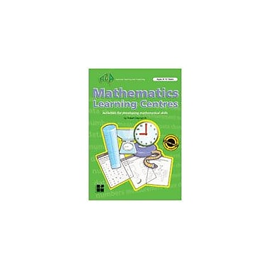 Australian Teaching Aids Publishing Mathematical Learning Centres Ages 9-10 Workbook, Grade 4 - Grade 5 [eBook]