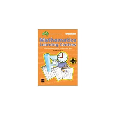 Australian Teaching Aids Publishing Mathematical Learning Centres Ages 10-11+ Workbook, Grade 5 - Grade 6 [eBook]
