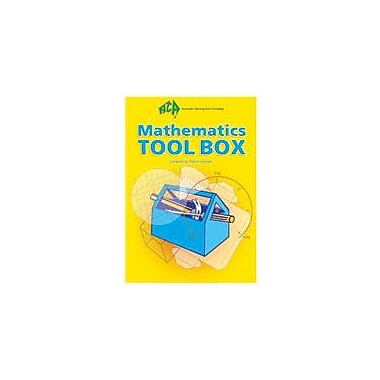 Australian Teaching Aids Publishing Mathematics Tool Box Workbook By Dayman, Robert, Grade 3 - Grade 6 [eBook]