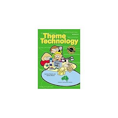 Australian Teaching Aids Publishing Theme Technology Middle Workbook By Robert Walker, Grade 3 - Grade 5 [eBook]