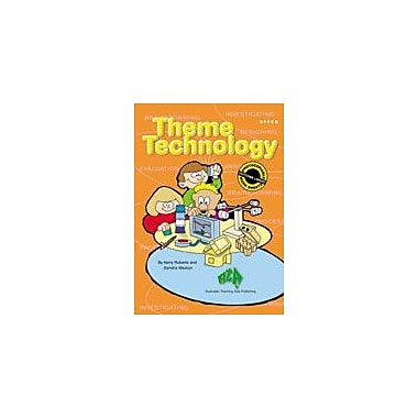 Australian Teaching Aids Publishing Theme Technology Upper Workbook By Robert Walker, Grade 6 - Grade 8 [eBook]