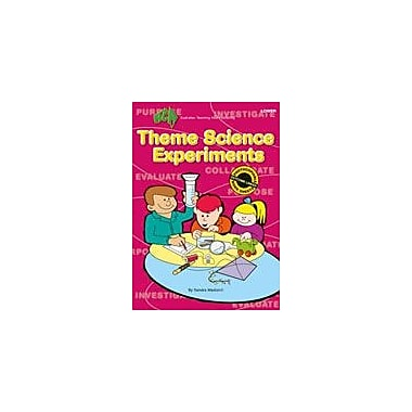 Australian Teaching Aids Publishing Theme Science Experiments Lower Workbook By Maxton Sandra, Grade 1 - Grade 3 [eBook]