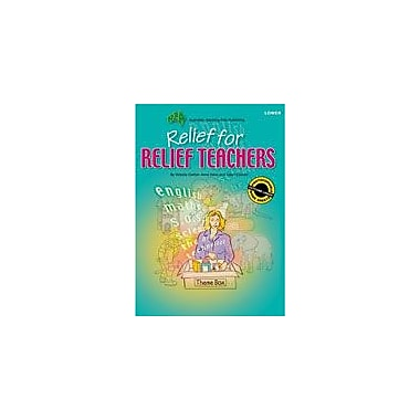 Australian Teaching Aids Publishing Relief For Relief Teachers Lower Workbook By Carlo Lai, Grade 1 - Grade 3 [eBook]