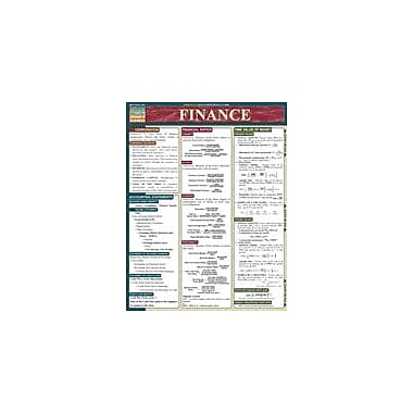 Barcharts Publishing Finance Workbook By Zarruk, Emilio, Grade 9 - Grade 12 [eBook]