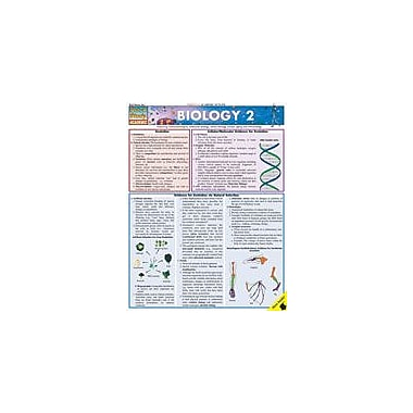 Barcharts Publishing Biology 2 Workbook By Brooks, Randy, Grade 8 - Grade 12 [eBook]
