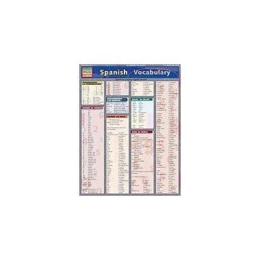 Barcharts Publishing Spanish Vocabulary Workbook By Liliane, Arnet, Grade 6 - Grade 12 [eBook]