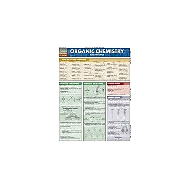 Barcharts Publishing Organic Chemistry Fundamentals Workbook, Grade 9 - Grade 12 [eBook]