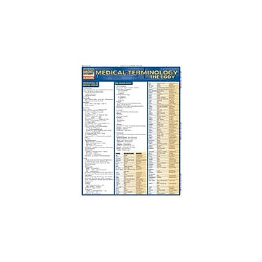 Barcharts Publishing Medical Terminology: The Body Workbook By Linton, Corinne, Grade 12 [eBook]