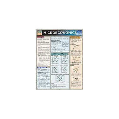 Barcharts Publishing Microeconomics Workbook By Brooks, Rich, Grade 3 - Grade 12 [eBook]