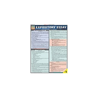 Barcharts Publishing Expository Essay Workbook By Smith, Thomas, Grade 7 - Grade 12 [eBook]