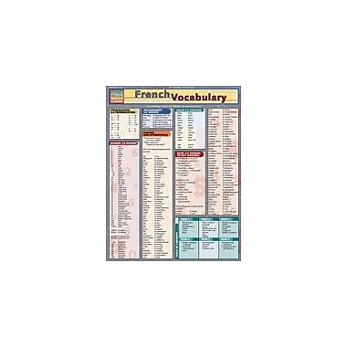 Barcharts Publishing French Vocabulary Workbook By Anderson, Wendell, Grade 6 - Grade 12 [eBook]