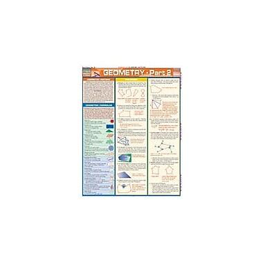 Barcharts Publishing Geometry Part 2 Workbook By Kizlik, Sandy, Grade 7 - Grade 12 [eBook]