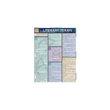 Barcharts Publishing Literary Terms Workbook, Grade 7 - Grade 12 [eBook]