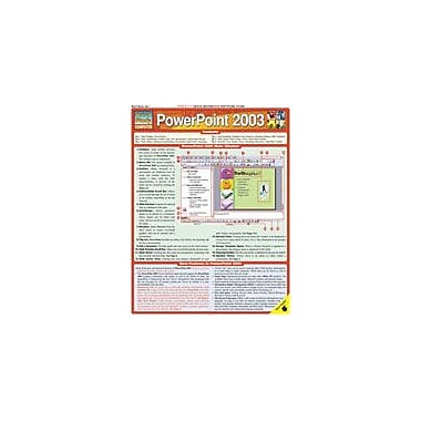 Barcharts Publishing Powerpoint 2003 Workbook By Hales, John, Grade 7 - Grade 12 [eBook]