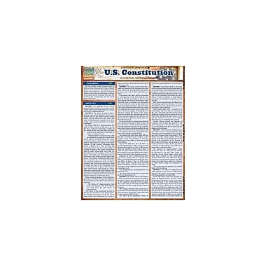 Barcharts Publishing U.S. Constitution Workbook, Grade 8 - Grade 12 [eBook]