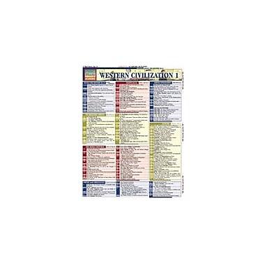 Barcharts Publishing Western Civilization 1 Workbook By Berner, Steve, Grade 7 - Grade 12 [eBook]