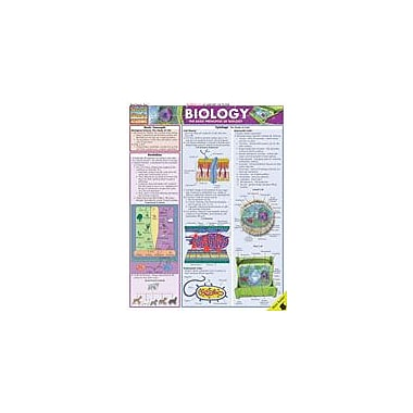 Barcharts Publishing Biology Workbook By Brooks, Randy, Grade 8 - Grade 12 [eBook]