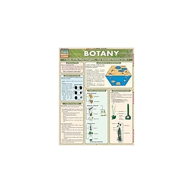 Barcharts Publishing Botany Workbook By Brooks, Randy, Grade 9 - Grade 12 [eBook]