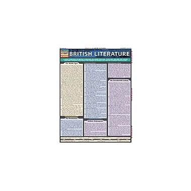 Barcharts Publishing British Literature Workbook By Berner, Steve, Grade 7 - Grade 12 [eBook]