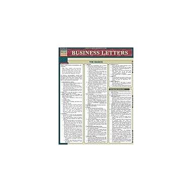 Barcharts Publishing Business Letters Workbook By Berner, Steve, Grade 10 - Grade 12 [eBook]