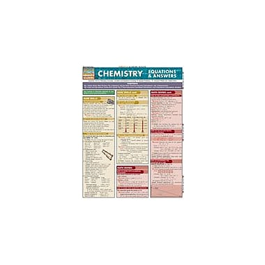 Barcharts Publishing Chemistry Equations And Answers Workbook By Jackson, Mark, Grade 9 - Grade 12 [eBook]