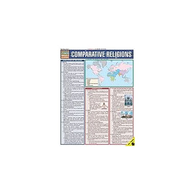 Barcharts Publishing Comparative Religions Workbook By Lyngzeidetson, Albert, Grade 9 - Grade 12 [eBook]