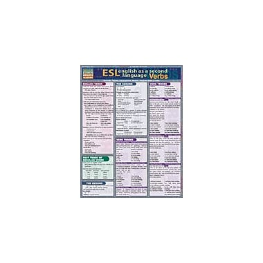 Barcharts Publishing English As A Second Language Verbs Workbook, Grade 8 - Grade 12 [eBook]