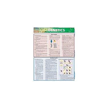 Barcharts Publishing Genetics Workbook By Brooks, Randy, Grade 12 [eBook]