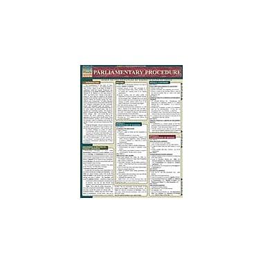 Barcharts Publishing Parliamentary Procedure Workbook, Grade 9 - Grade 12 [eBook]