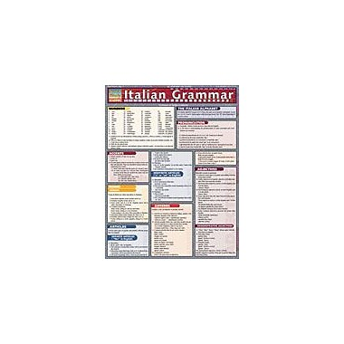 Barcharts Publishing Italian Grammar Workbook By Liliane, Arnet, Grade 7 - Grade 12 [eBook]