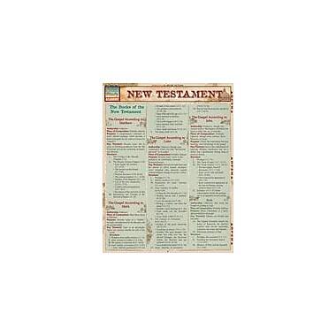 Barcharts Publishing New Testament Workbook By Smith, Thomas, Grade 7 - Grade 12 [eBook]