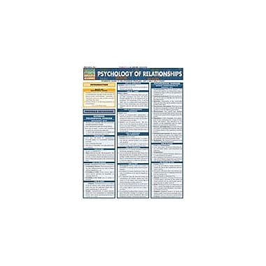 Barcharts Publishing Psychology Of Relationships Workbook By Lyngzeidetson, Albert, Grade 10 - Grade 12 [eBook]
