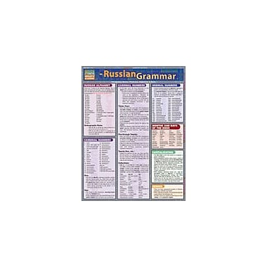 Barcharts Publishing Russian Grammar Workbook, Grade 6 - Grade 12 [eBook]