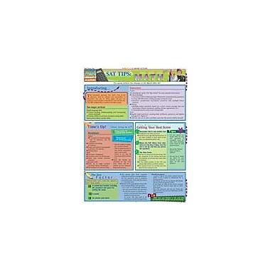 Barcharts Publishing SAT Tips: Math Workbook, Grade 8 - Grade 12 [eBook]