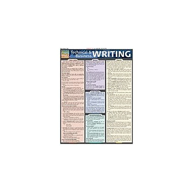 Barcharts Publishing Technical And Business Writing Workbook By Briggs, Michael, Grade 9 - Grade 12 [eBook]