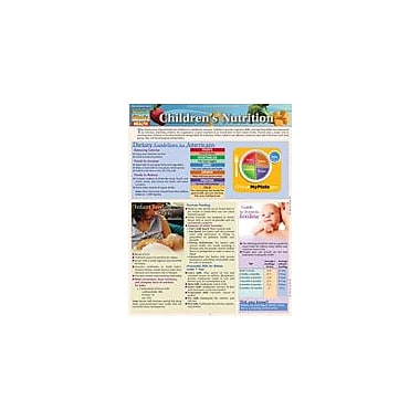 Barcharts Publishing Children's Nutrition Workbook By Besler, Lucille, Grade 7 - Grade 12 [eBook]