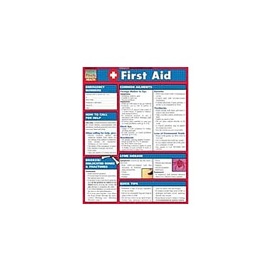 Barcharts Publishing First Aid Workbook, Grade 7 - Grade 12 [eBook]