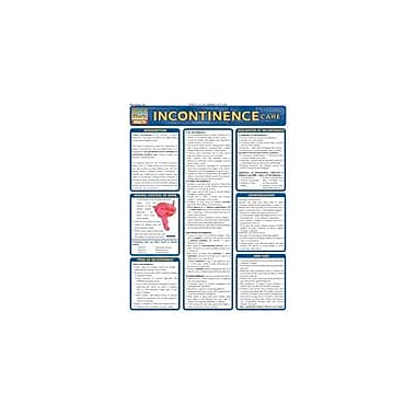 Barcharts Publishing Incontinence Care Workbook, Grade 12 [eBook]