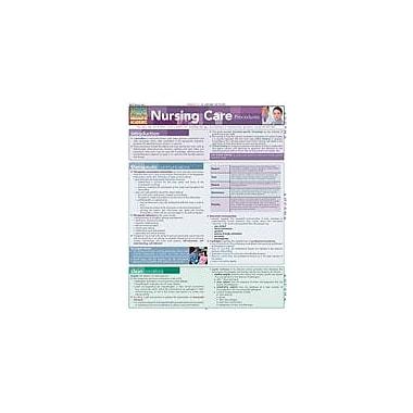 Barcharts Publishing Nursing Care Procedures Workbook By Raines, Deborah, Grade 12 [eBook]
