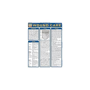 Barcharts Publishing Wound Care Workbook, Grade 12 [eBook]