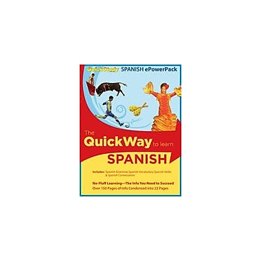 Barcharts Publishing Spanish Epowerpack Workbook, Grade 6 - Grade 12 [eBook]