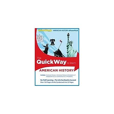 Barcharts Publishing American History Epowerpack Workbook, Grade 7 - Grade 12 [eBook]