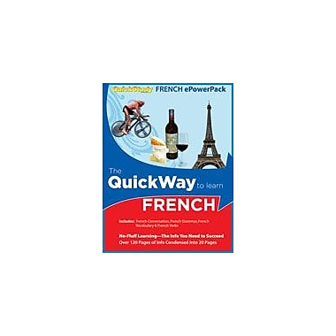Barcharts Publishing French Epowerpack Workbook, Grade 7 - Grade 12 [eBook]