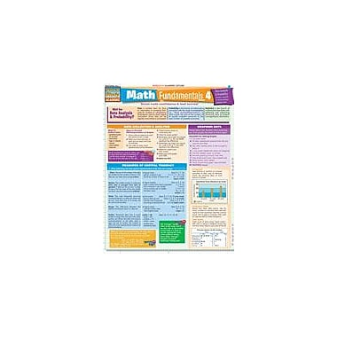 Barcharts Publishing Math Fundamentals 4 Workbook By Expert Editions, Grade 7 - Grade 9 [eBook]