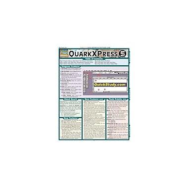 Barcharts Publishing Quarkxpress 5 Workbook, Grade 7 - Grade 12 [eBook]