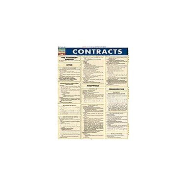 Barcharts Publishing Contracts Workbook By Ford, Roberta, Grade 12 [eBook]