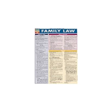 Barcharts Publishing Family Law Workbook By Hales, John, Grade 6 - Grade 12 [eBook]