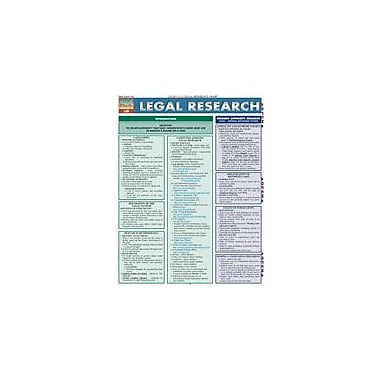 Barcharts Publishing Legal Research Workbook, Grade 12 [eBook]