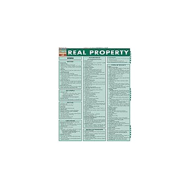 Barcharts Publishing Real Property Workbook By Ford, Roberta, Grade 12 [eBook]
